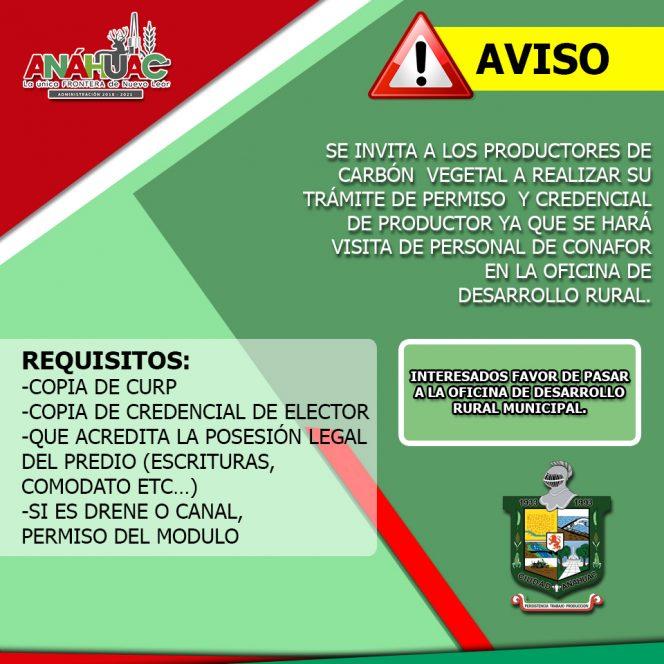 Aviso Anahuac Nuevo Leon Anahuac Nuevo Leon